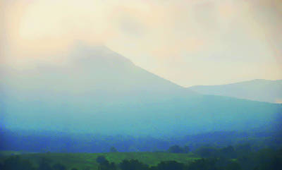 Photograph - Blue Ridge Mountains, Early Morning by Bill Jonscher
