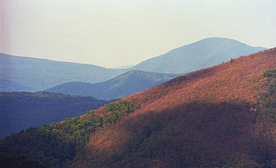 Photograph - Blue Ridge Mountains Of Virginia 12 by Frank Romeo