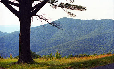 Photograph - Blue Ridge Mountains Virginia 3 by Frank Romeo