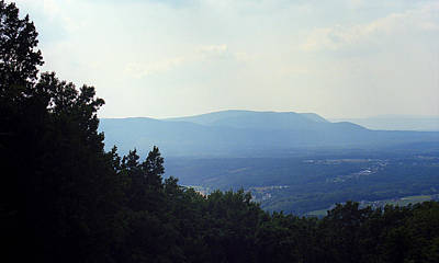 Photograph - Blue Ridge Mountains Virginia 4 by Frank Romeo