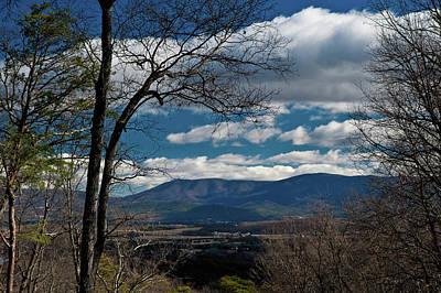 Photograph - Blue Ridge Thornton Gap by Lara Ellis