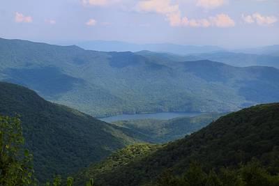 Photograph - Blue Ridges 2 by Kathryn Meyer
