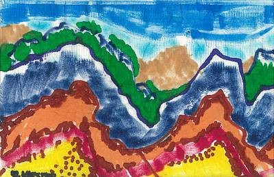 Blue Rockies Original