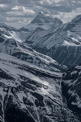 Photograph - Blue Rockies by Martin Capek