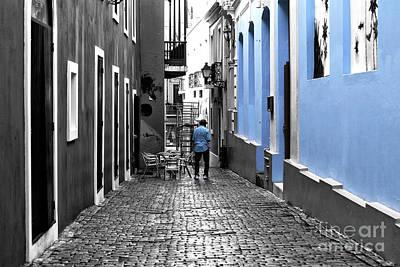 Photograph - Blue San Juan Fusion by John Rizzuto