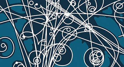 Blue Sea Original by Keith Francis