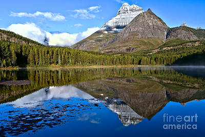Photograph - Blue Skies At Fishercap by Adam Jewell