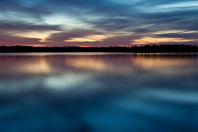 Heber Springs Photograph - Blue Skies Of Reflection by Jonas Wingfield