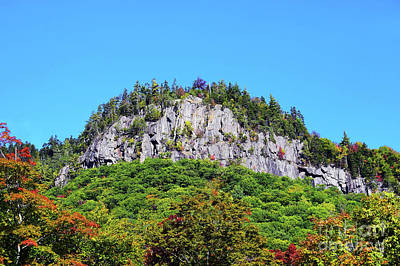 Photograph - Blue Sky And Granite by Patti Whitten