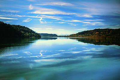 Photograph - Blue Sky by Holger Debek