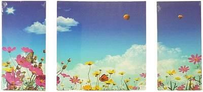 Blue Sky Thinking Art Print by The Art Markets