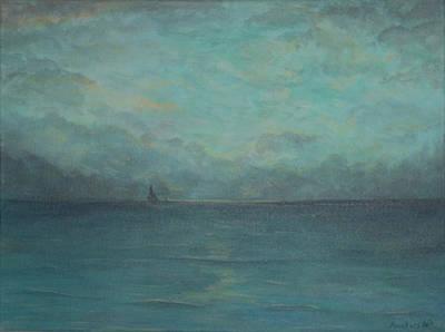 Blue Solitude Original