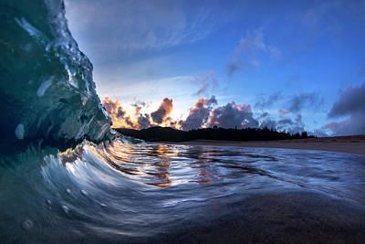 Photograph - Blue Splendor by Sean Davey