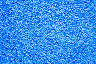 Blue Stone Surface Print by Tom Gowanlock