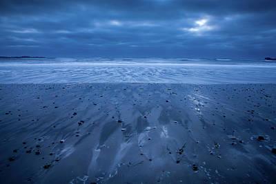 Photograph - Blue Sunrise by Susan Cole Kelly