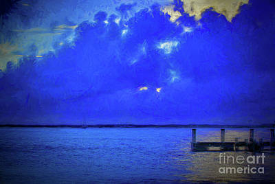 Photograph - Blue Twilight by Dave Bosse