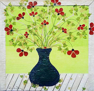 Blue Vase Original