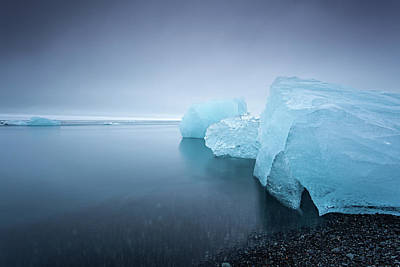 Photograph - Blue Vertigo by Jorge Maia