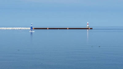 Photograph - Blue Waters by Wendy Shoults