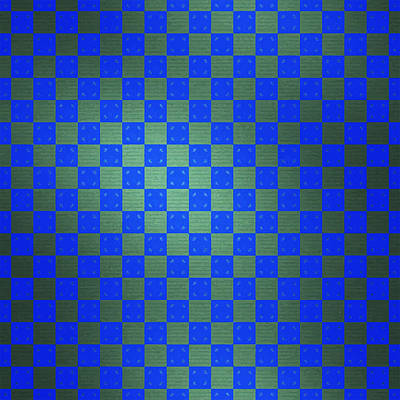 Blue Wave Art Print by Aleksei Titov