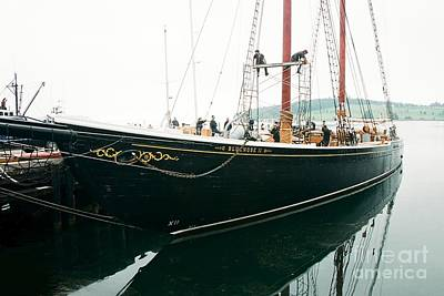 Photograph - Bluenose II by Frank Townsley