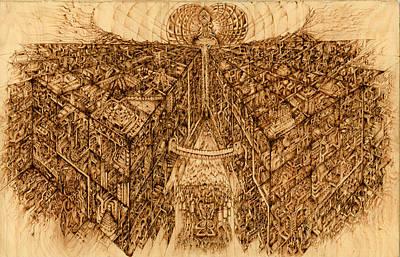 Pyrography Pyrography - Blueprint by Jon Imeson