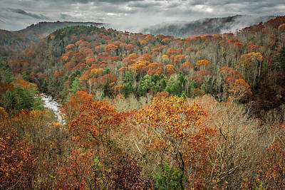 Photograph - Bluestone River by Andy Crawford