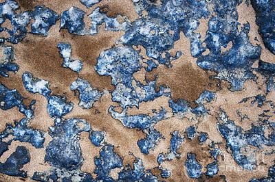 Stones Photograph - Bluestone by Tim Gainey
