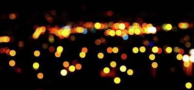 Stellar Interstellar - Blurred lights by Hamik ArtS