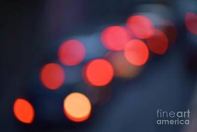 Impressionist Landscapes - Blurred lights by Rui Militao