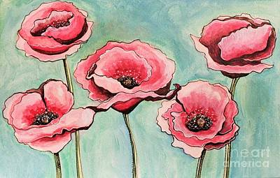 Painting - Blush by Elizabeth Robinette Tyndall