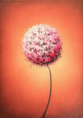 Blush Original by Rachel Bingaman