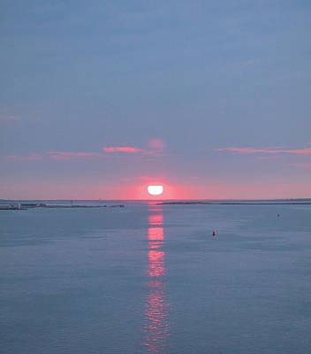 Photograph - Blushing Dawn I I I by  Newwwman