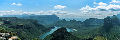 Photograph - Blyde River Canyon, South Africa by RayZa Photography