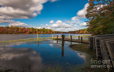 Photograph - Blydenberg Park Clouds by Alissa Beth Photography