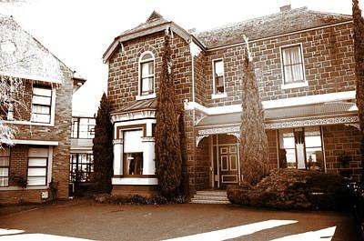 Blythewood Photograph - Blythewood Grange by Paul Chubb