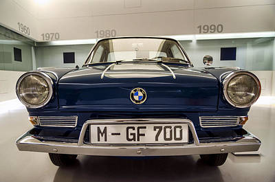 Photograph - Bmw 700 Ls Coupe. by Pablo Lopez