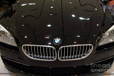 Bmw . 7d9566 Art Print by Wingsdomain Art and Photography