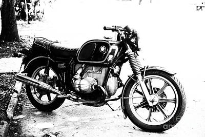 Photograph - Bmw 900cc by Dale Powell