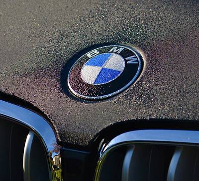 Photograph - Bmw Detail by Dean Ferreira