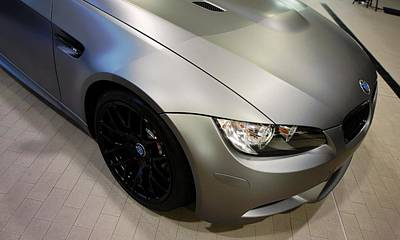Bmw M3 Photograph - Bmw M3 by Aaron Berg