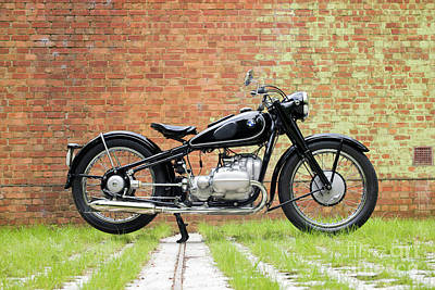 Photograph - Bmw R5 by Tim Gainey