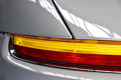 Photograph - Bmw Z8 Roadster Rear Corner Profile by ISAW Company