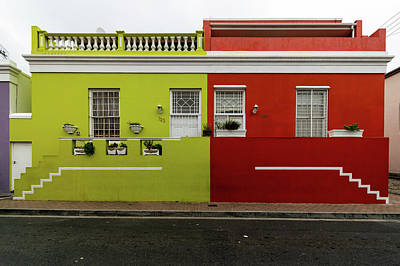 Photograph - Bo-kaap 1 by Steven Richman