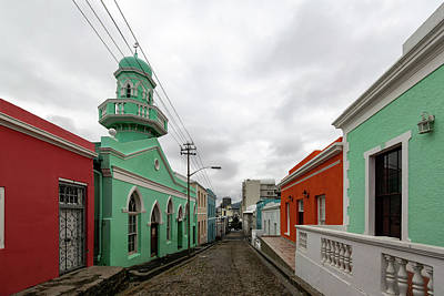 Photograph - Bo-kaap 2 by Steven Richman