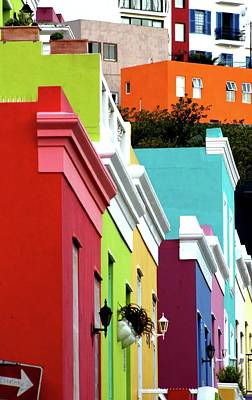 Photograph - Bo-kaap by Jennifer Wheatley Wolf