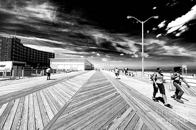 Photograph - Boardwalk Daze by John Rizzuto