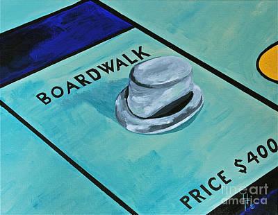 Boardwalk Original by Herschel Fall