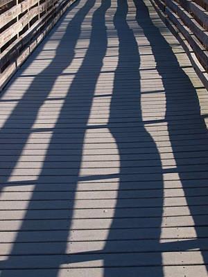 Duplicate Photograph - Boardwalk by Jim DeLillo