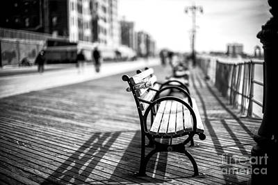 Photograph - Boardwalk Light by John Rizzuto